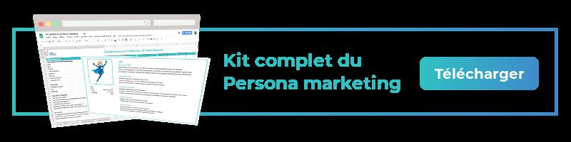 Télécharger le kit complet du persona marketing