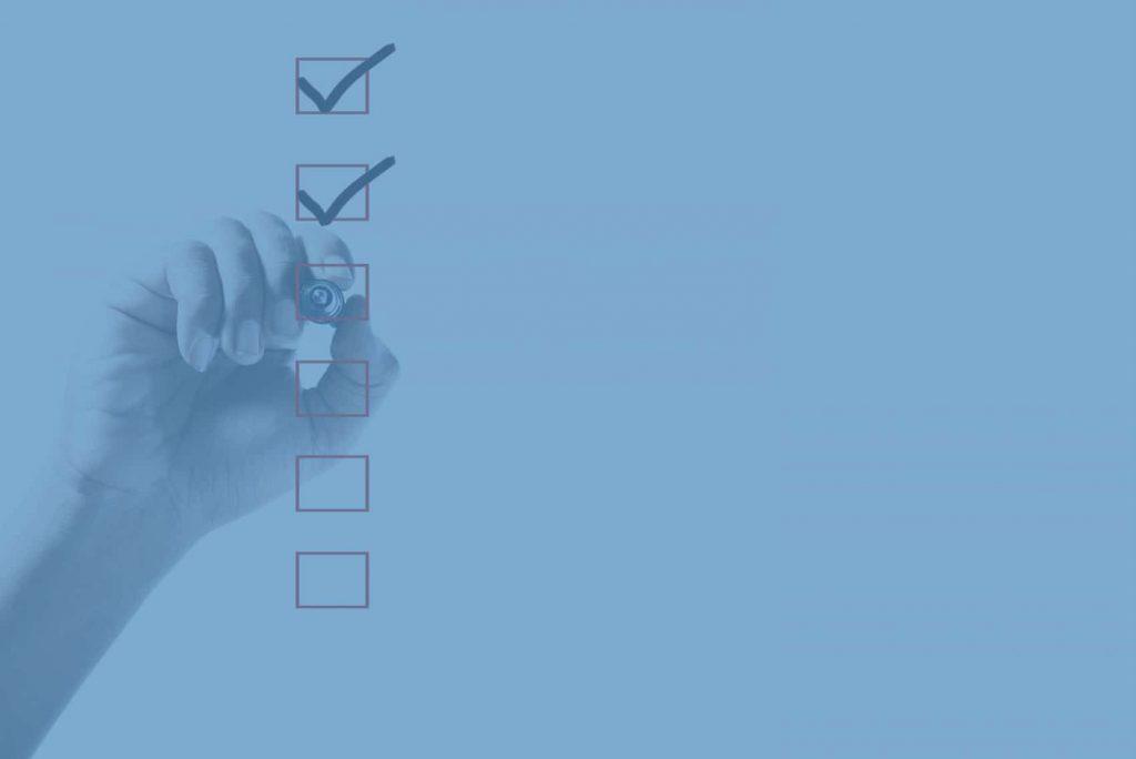image d'en-tête de l'article comment créer une checklist marketing performante ?
