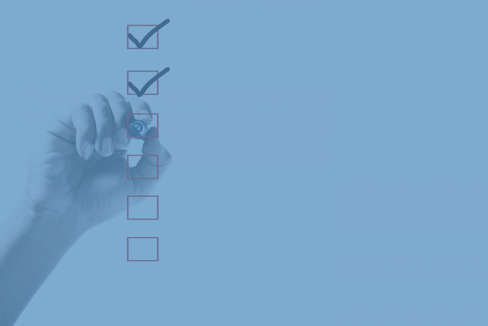 Comment créer une checklist marketing performante?
