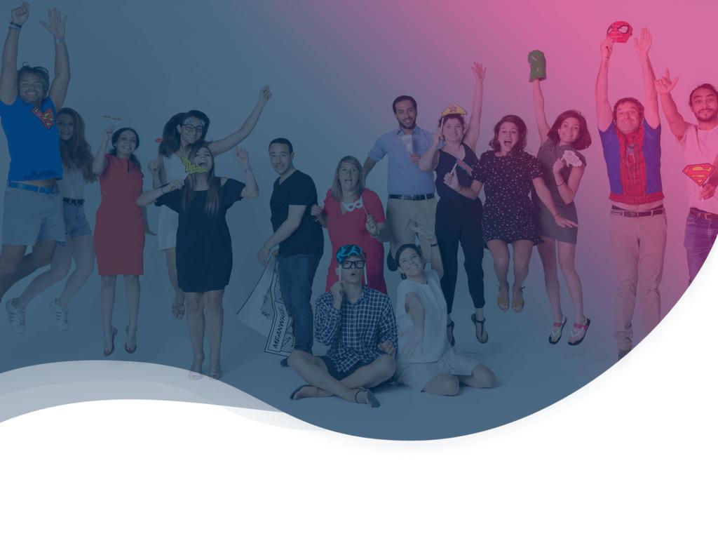 header de l'article sur la certification happy at work de l'entreprise Plezi en 2017