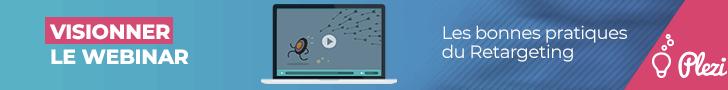 Webinar : les bonnes pratiques du retargeting en B2B