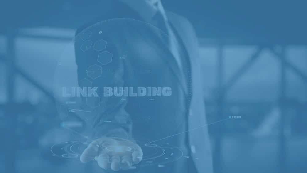 header de l'artile link building