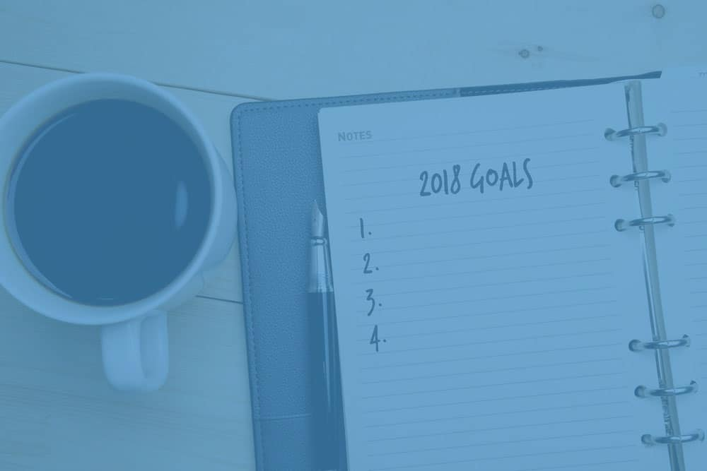 image d'en-tête de l'article 4 résolution marketing pour l'année 2018