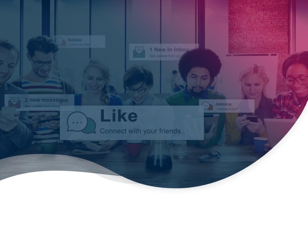 header de l'article sur comment développer des communautés sur les réseaux sociaux en b2b