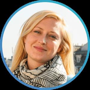 Alexandra de l'entreprise 2Spark, cliente Plezi