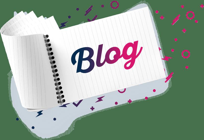Header de blog du site Plezi : news inbound marketing et marketing automation B2B