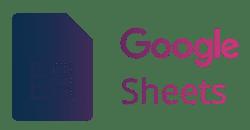 Google Sheet intégration avec le logiciel de marketing automation B2B Plezi