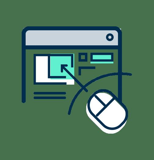 Drag&Drop pour la création de landing pages et emails B2B