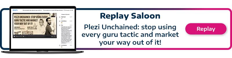 Webinar Plezi Unchained