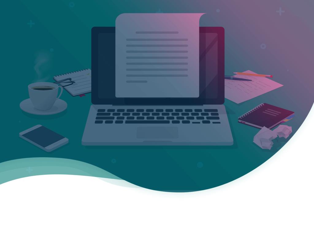 header de l'article de Plezi sur comment faire un livre blanc
