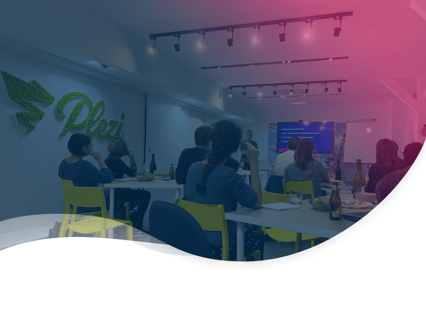 Réussir son plan marketing: les conseils des marketers B2B au 4ème Club Plezi