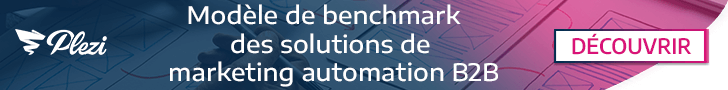 Téléchargez le modèle de benchmark des solutions de marketing automation B2B