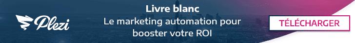 Télécharger notre livre blanc sur le marketing automation B2B
