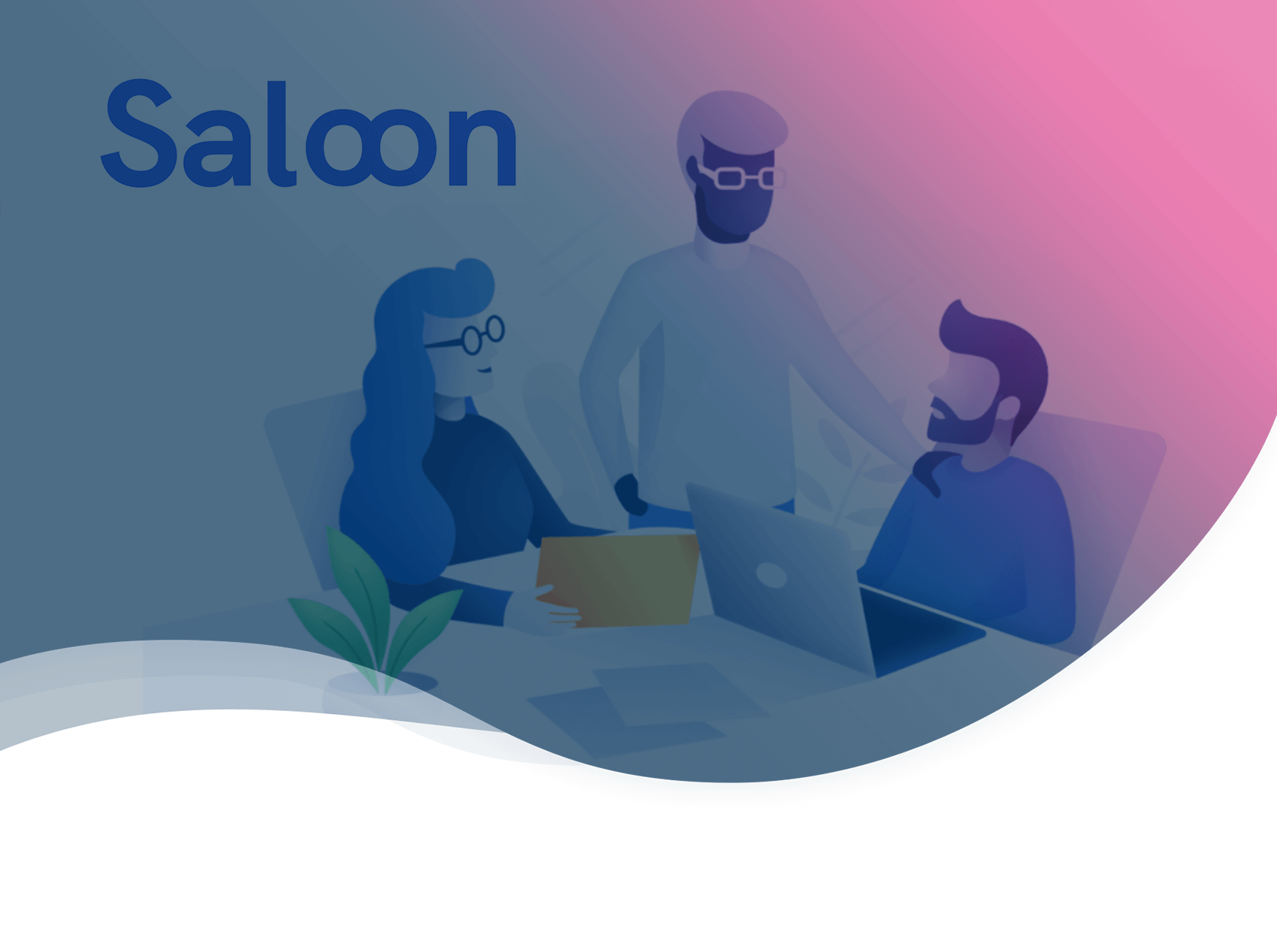Digital events, made awesome: Saloon by Plezi