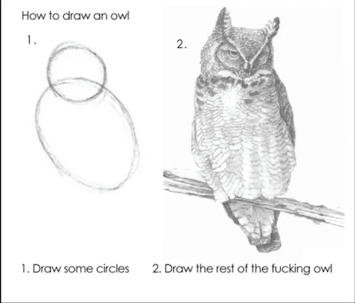 Owl Louis Grenier