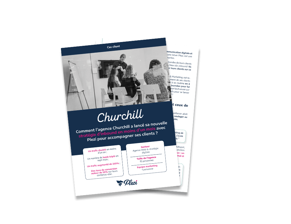 cas client Churchill