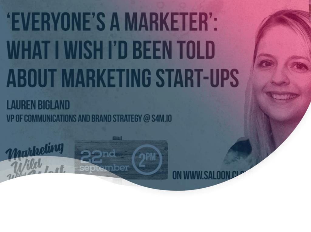 Lauren Bigland Start-ups