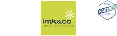 Logo de l'agence Imk&Co