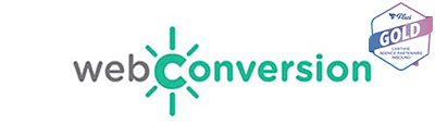 Logo de l'agence webconversion
