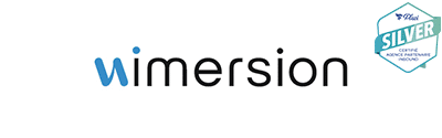 Logo de l'agence wimersion