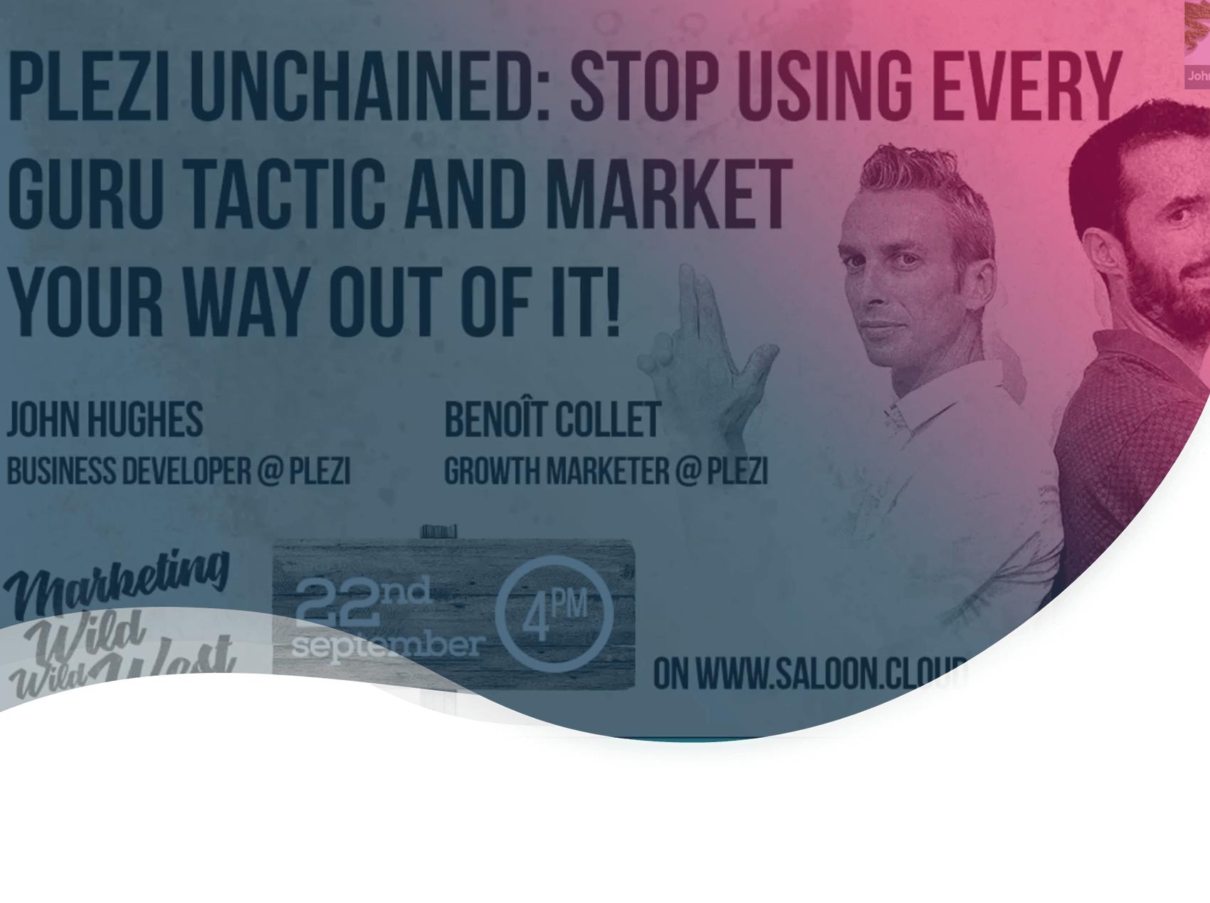Il est temps d'arrêter d'écouter les gourous du marketing: les 5 conseils de John et Benoît pour un marketing zéro bullshit