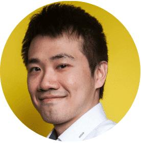 portrait de Jonathan Cha, community manager et chef de projet chez iProspect