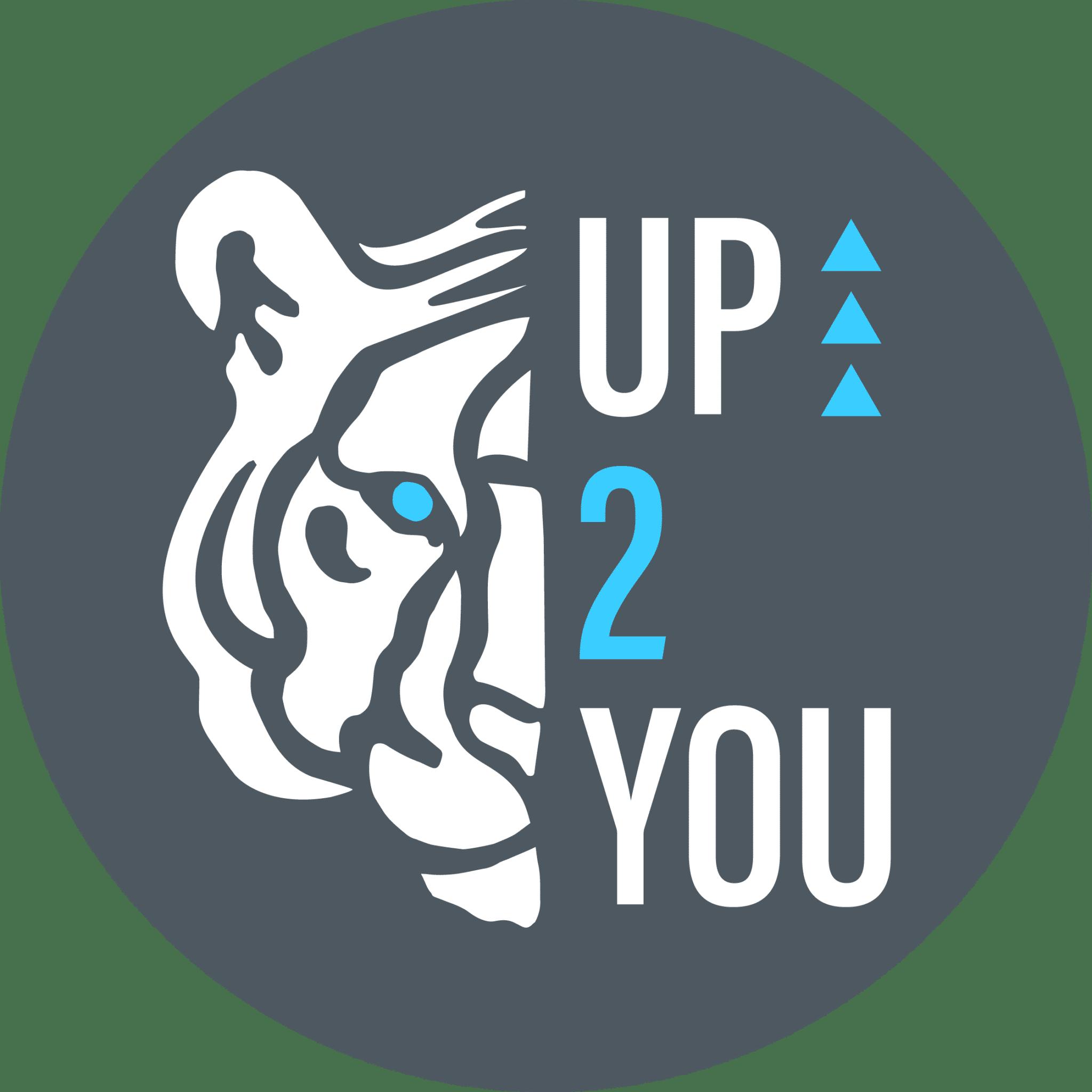Logo de l'agence Up2you Silver partenaire chez Plezi