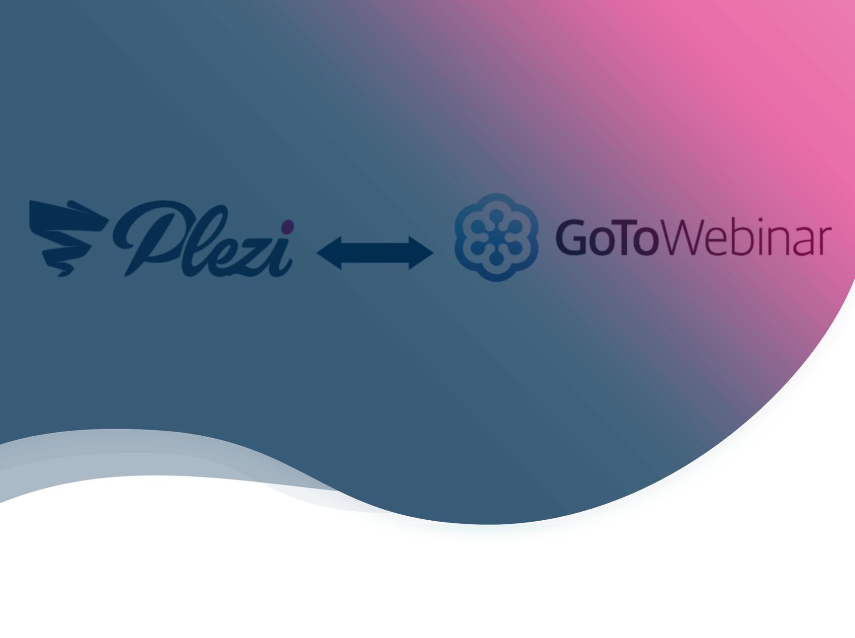 Synchronisation de GoToWebinar avec Plezi: le combo gagnant pour vos webinars