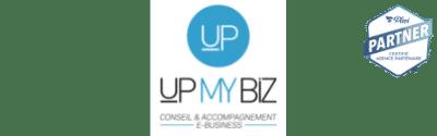 UpMyBiz Partenaire Plezi