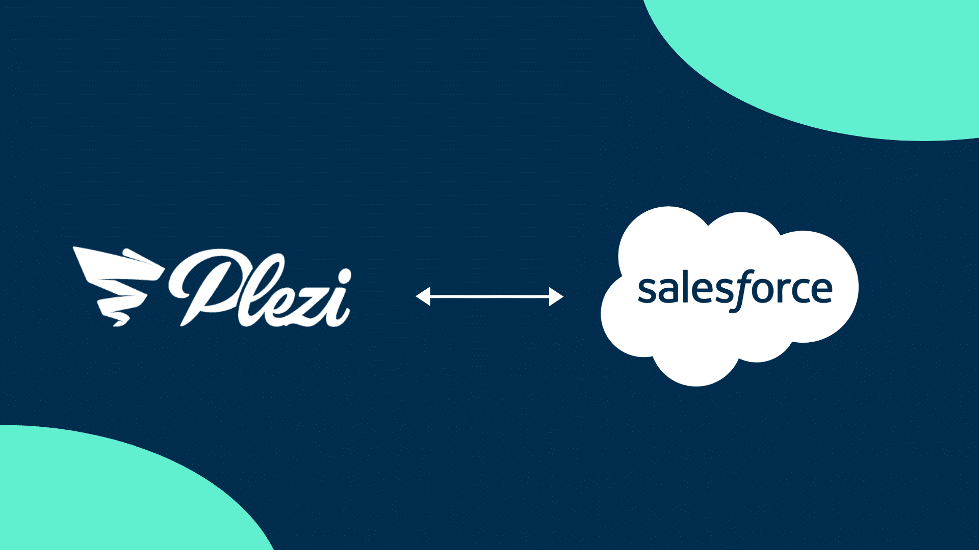 integration plezi salesforce