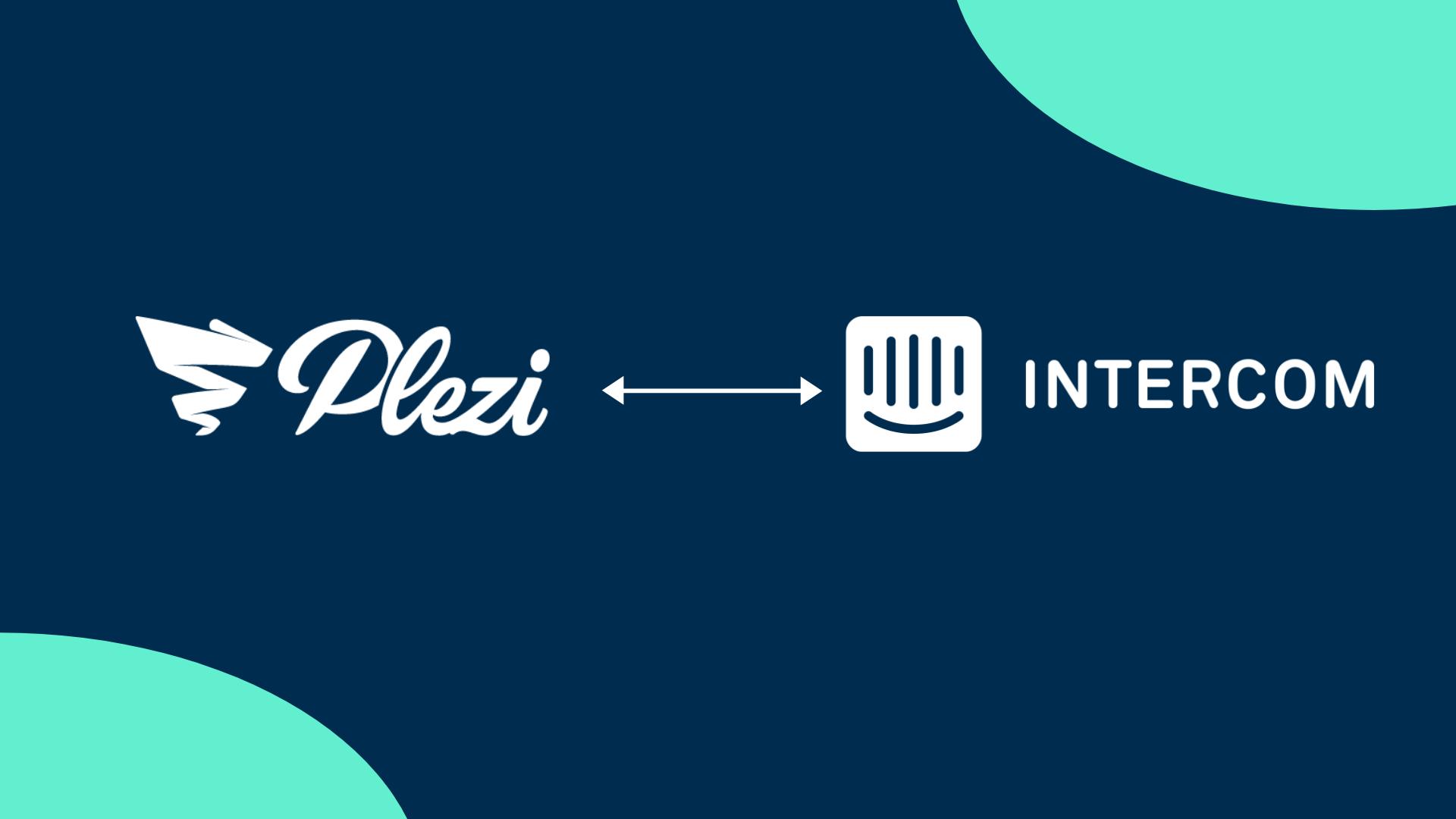 integration plezi intercom