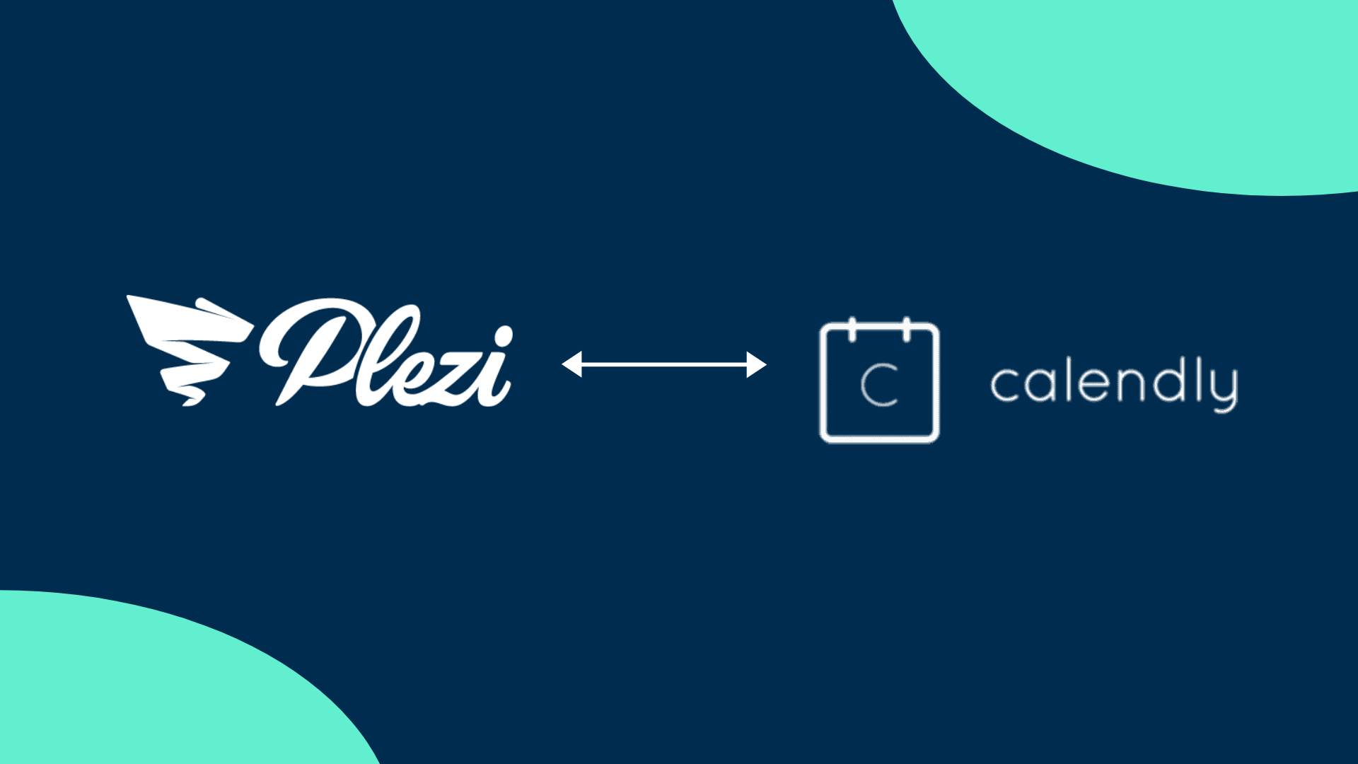 logo intégration Plezi x Calendly