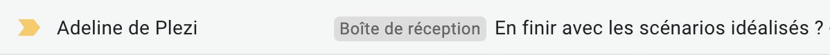 exemple d'objet de mail à question ouverte