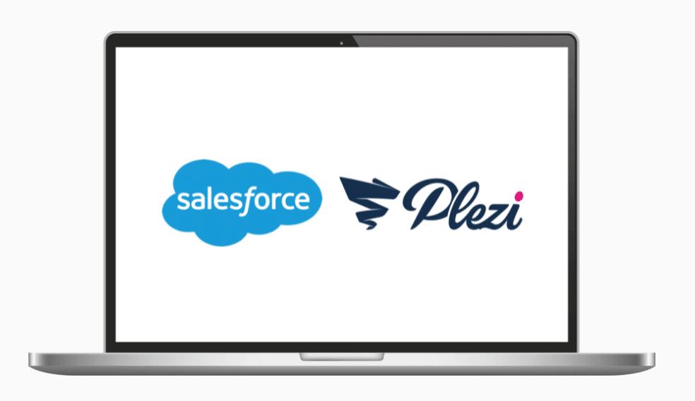 Plezi Salesforce